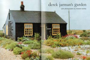 デレク・ジャーマンの買った家。